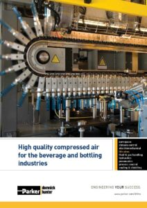 High Quality Compressed Air for the Beverage Industry