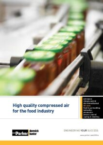 High Quality Compressed Air for the Food Industry
