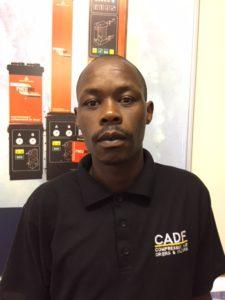 Derrick Makhoba