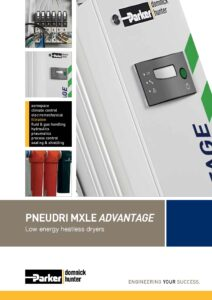 PNEUDRI MXLE Low Energy Heatless Dryers