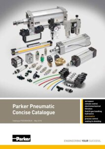 Parker Pneumatics Concise Catalogue