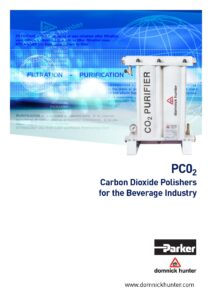 PC02 Carbon Dioxide Polishers for the Beverage Industry